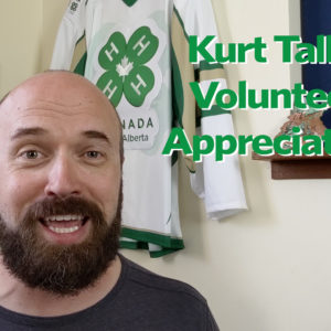 Kurt Talks Volunteer Appreciation